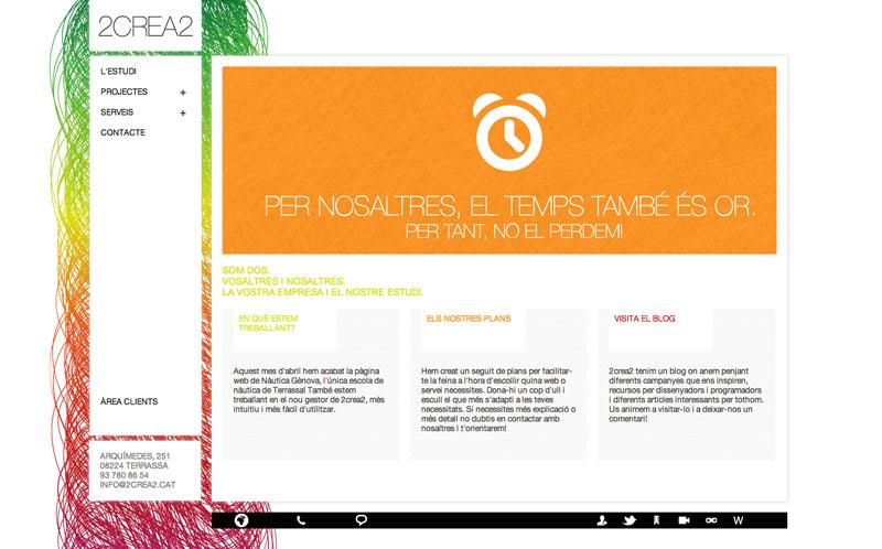 Disseny i programació de pàgines web, desenvolupament de pàgines web