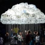 Un núvol interactiu de 6.000 bombetes