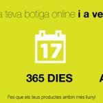 Desenvolupament de botigues on-line