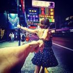 Follow me – Fotografies des d'una perspectiva diferent!