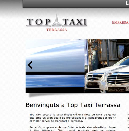 top_taxi_disseny_web