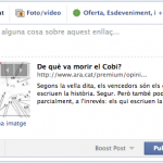Nova funcionalitat a Facebook