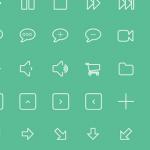 Recursos disseny web i gràfic: icones vectorials gratis!