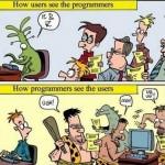 Programadors vs usuaris